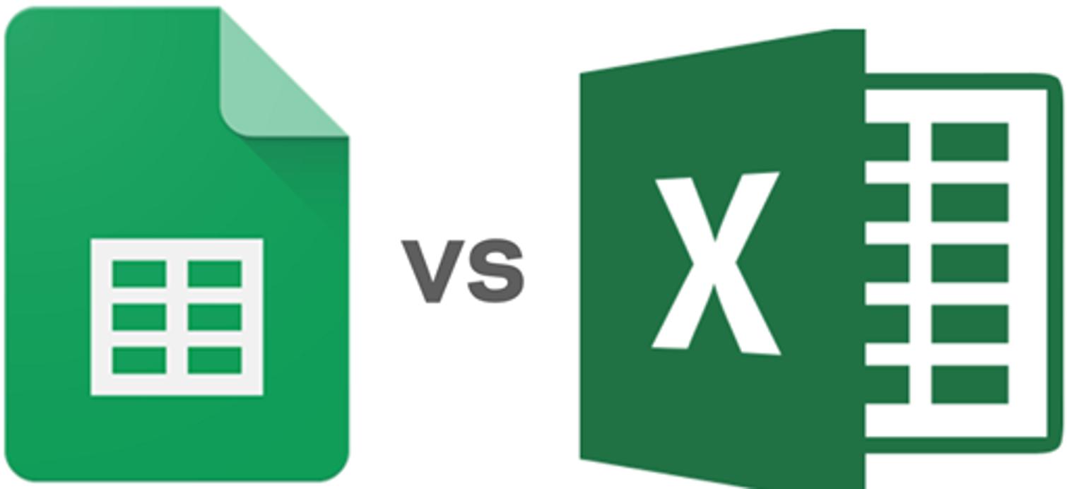 Microsoft Excel vs Google Sheets