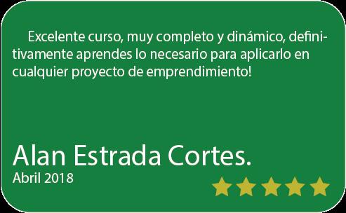 Alan Estrada Cortes Testimonio